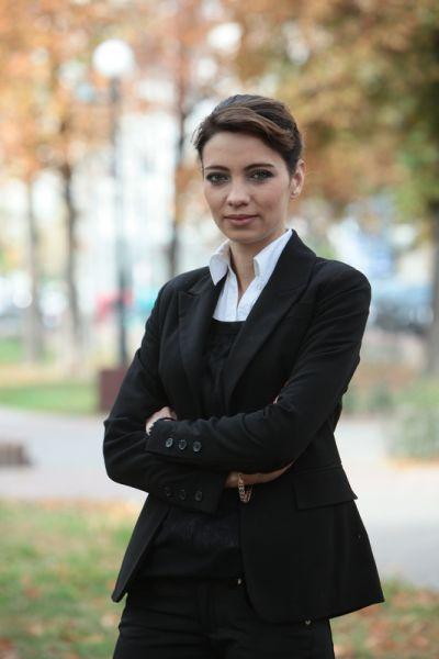 Олена Папуш